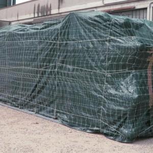 Imballaggio per container